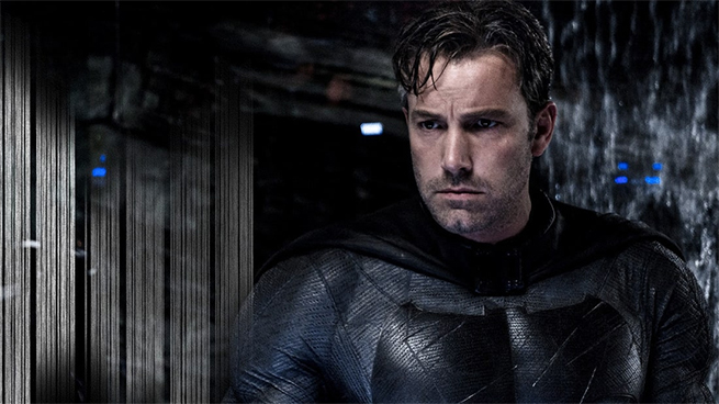 Ben Affleck Talks Justice League