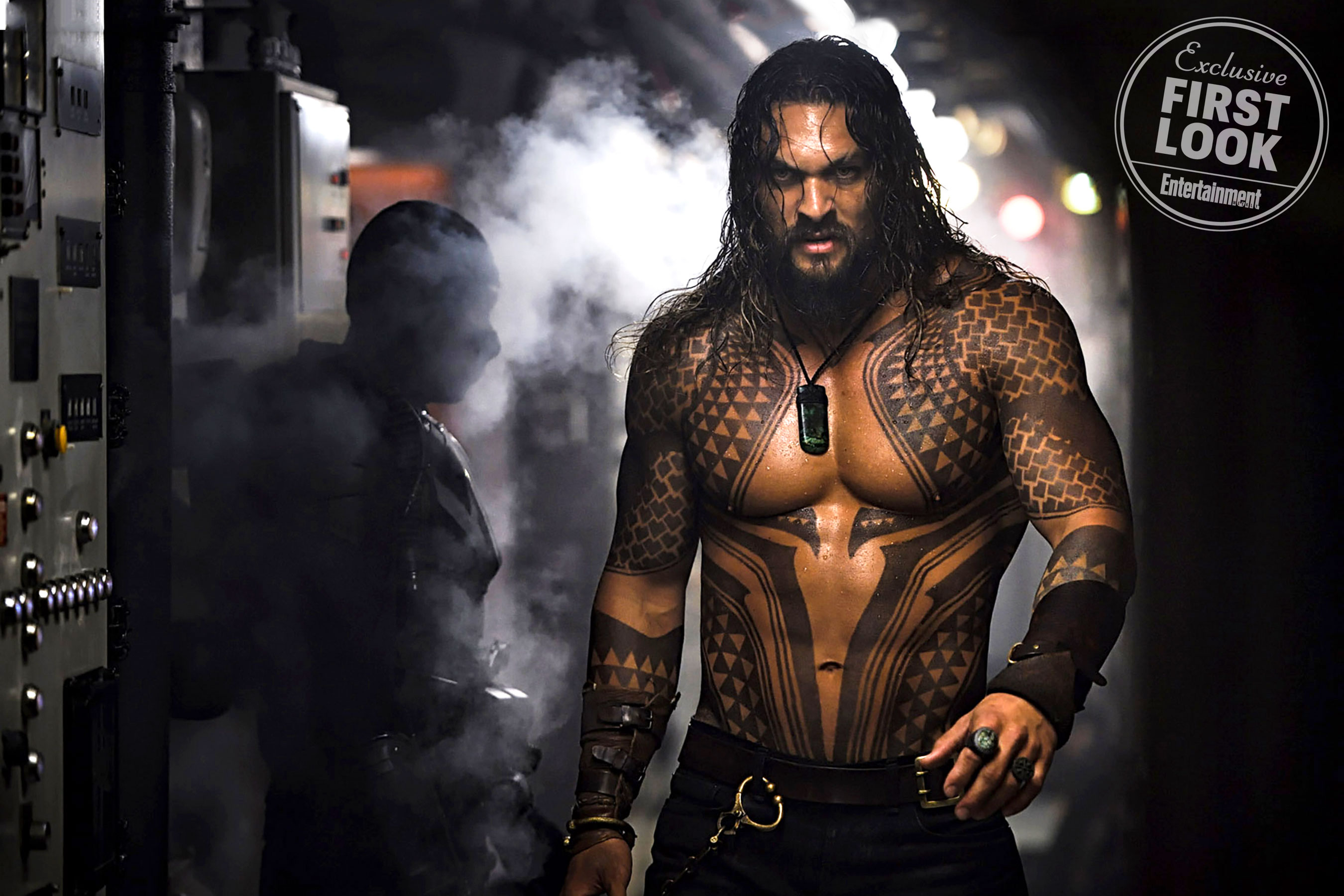 First Official Aquaman Movie Image