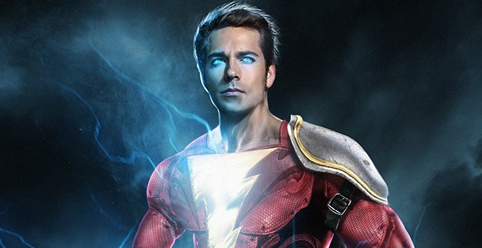 Shazam Director Talks Humor