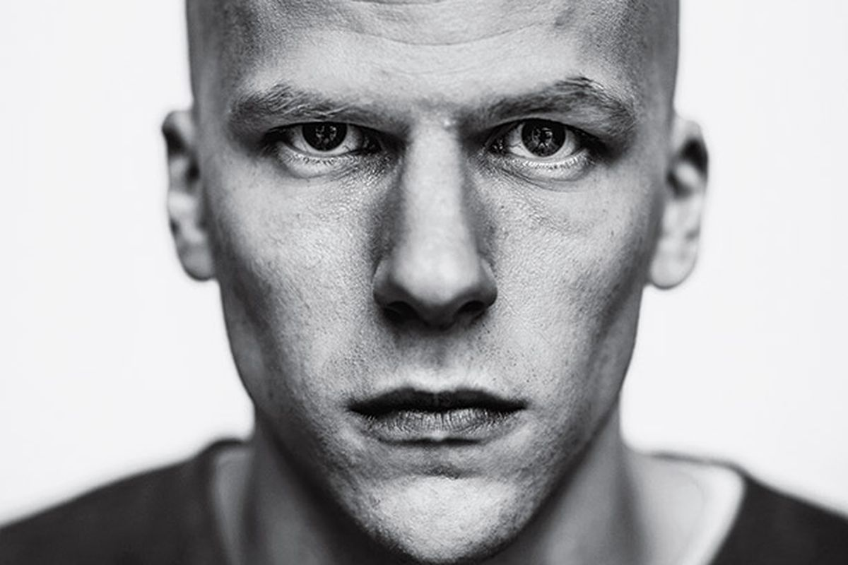 Jesse Eisenberg talks Lex Luthor