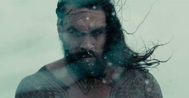 Jason Momoa Talks Aquaman