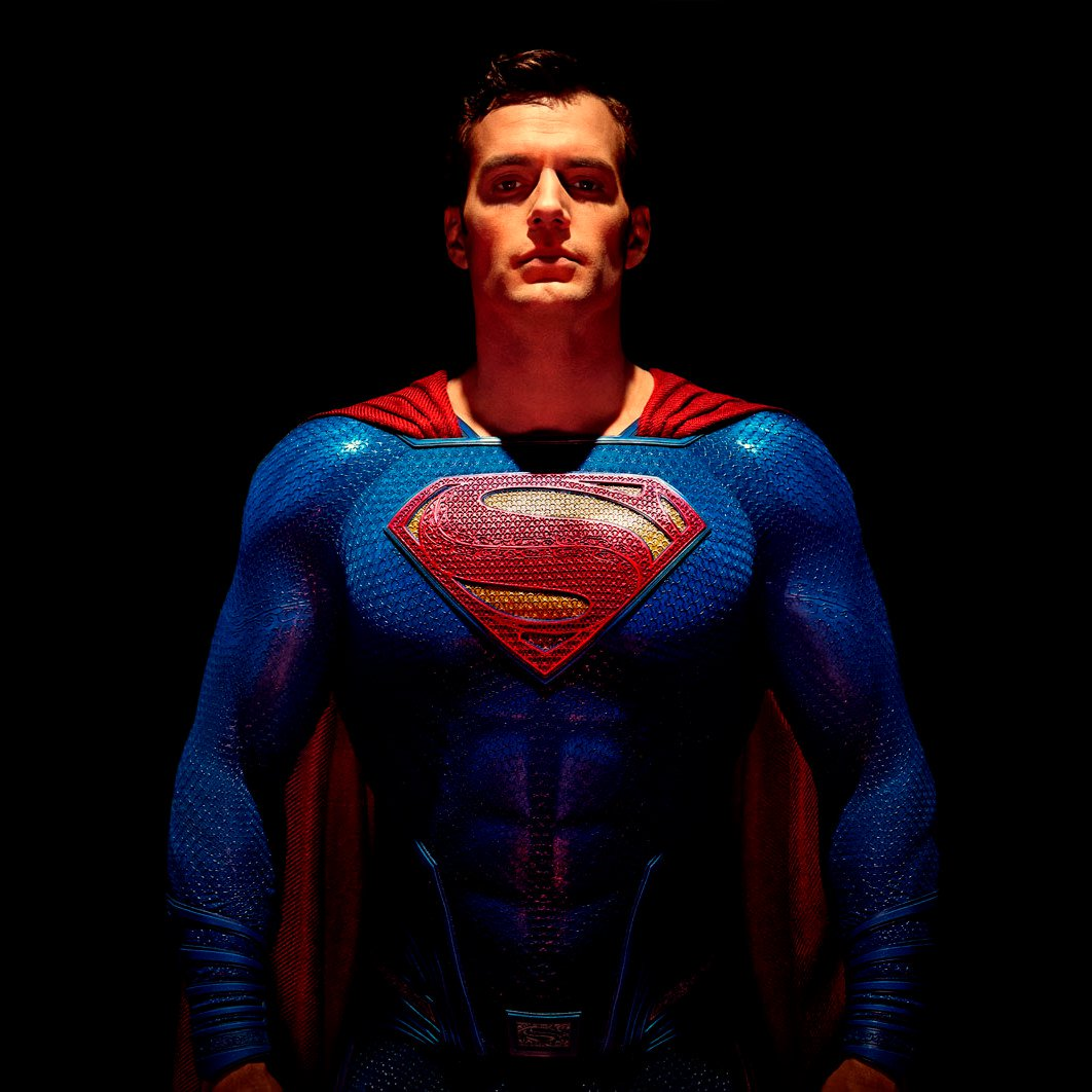 Henry Cavill Talks Superman