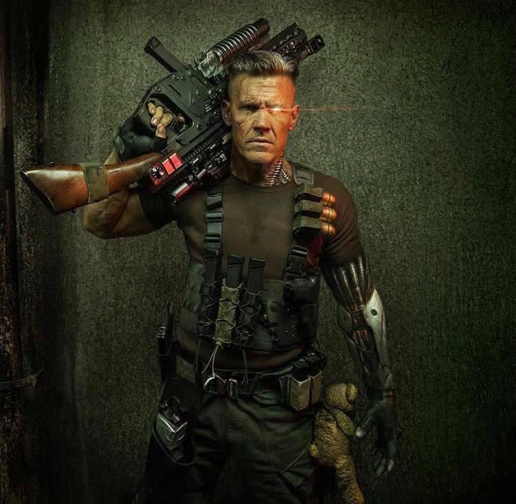 Josh Brolin Talks Cable and Deadpool 2
