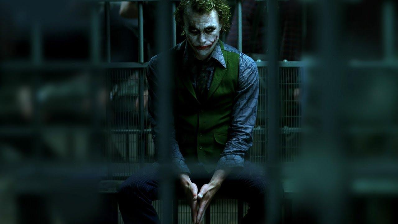 Patton Oswalt's Dark Knight Joker Theory