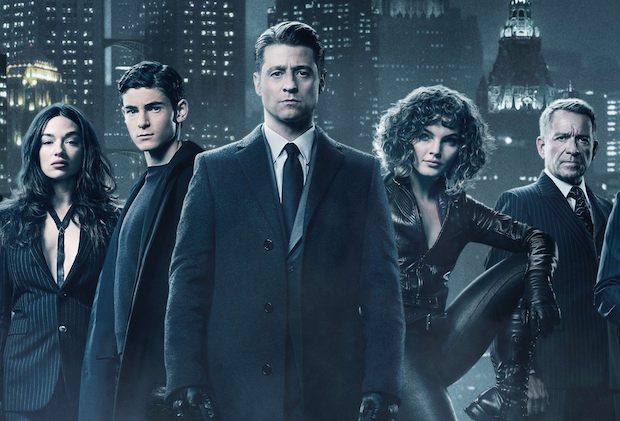 Gotham Renewed For 5th And Final Season