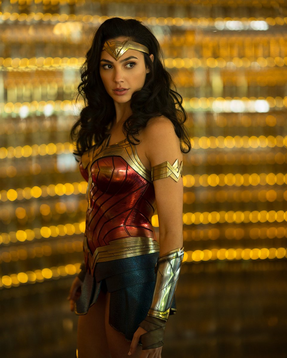 First Image Of Wonder Woman 84