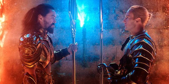 Aquaman Images Revealed