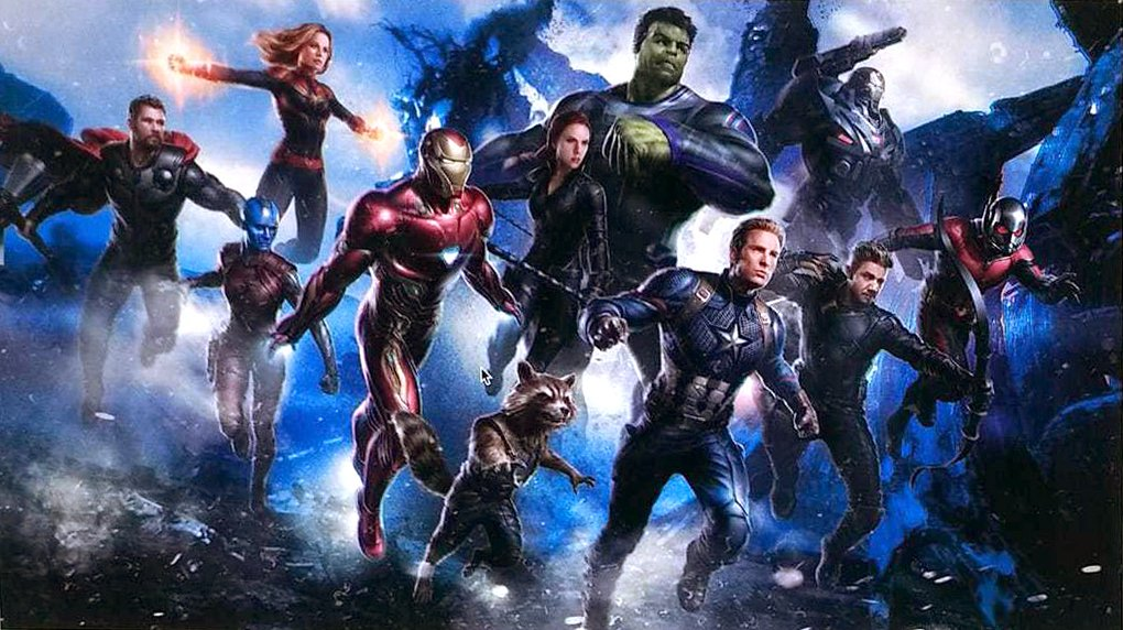 Time Jump Between Infinity War and Avengers 4?