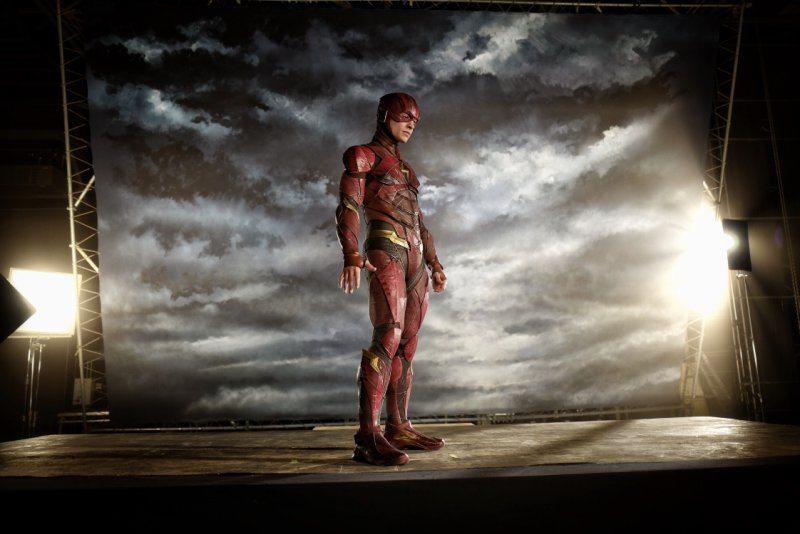Details About The Flash Solo Movie Leaked