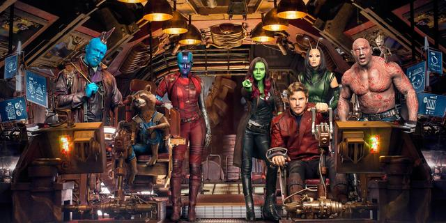 James Gunn Talks Guardians Vol.3