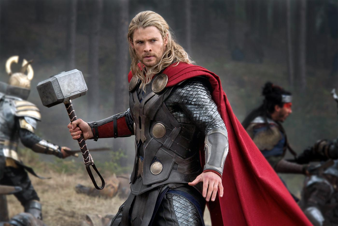 Chris Hemsworth Talks Avengers 4