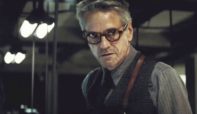 Jeremy Irons Cast For Watchmen TV Show
