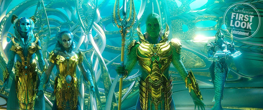 New Aquaman Images