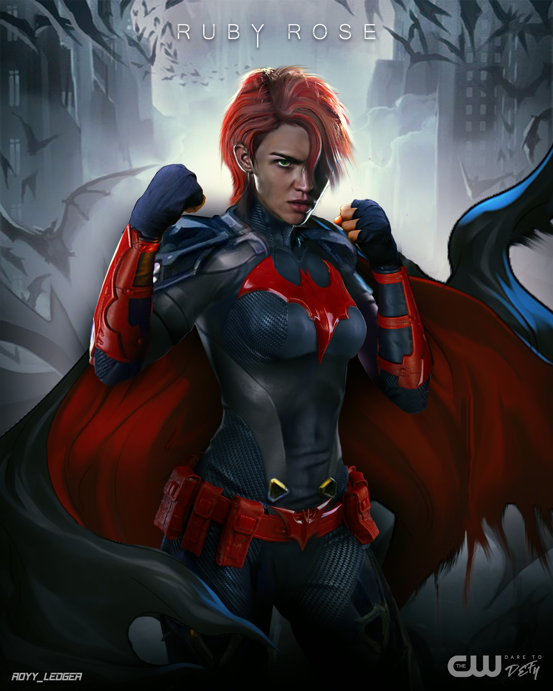 Ruby Rose Is Batwoman On The CW