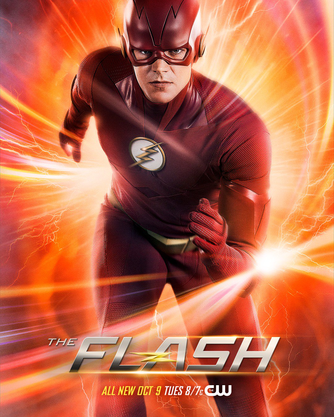 New TV Flash Suit Officially Revealed