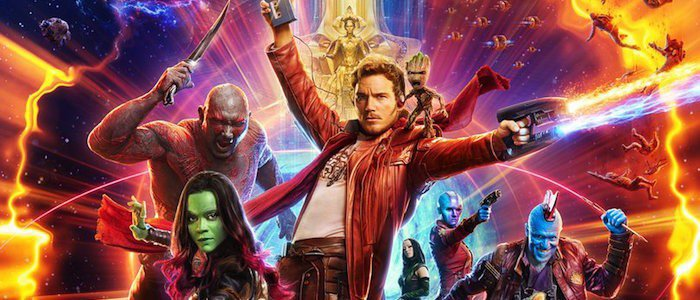 Guardians of the Galaxy vol.3 On Hold