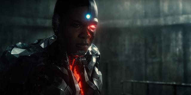 Ray Fisher Talks Cyborg Solo Movie