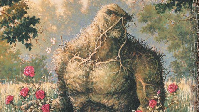 Swamp Thing TV Show Details Revealed