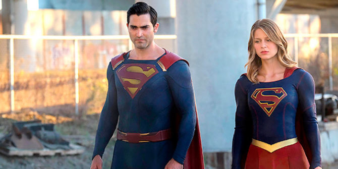 Superman TV Show Rumored For The CW