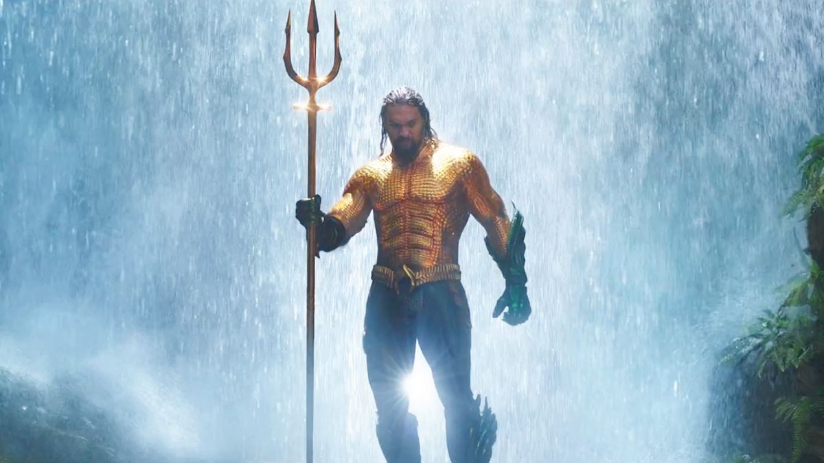 New Aquaman Details Revealed