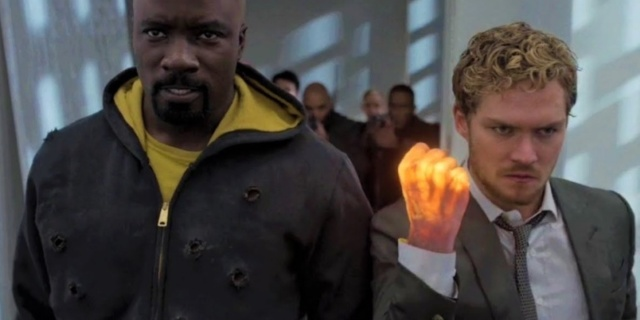 Iron Fist and Luke Cage Cancelled