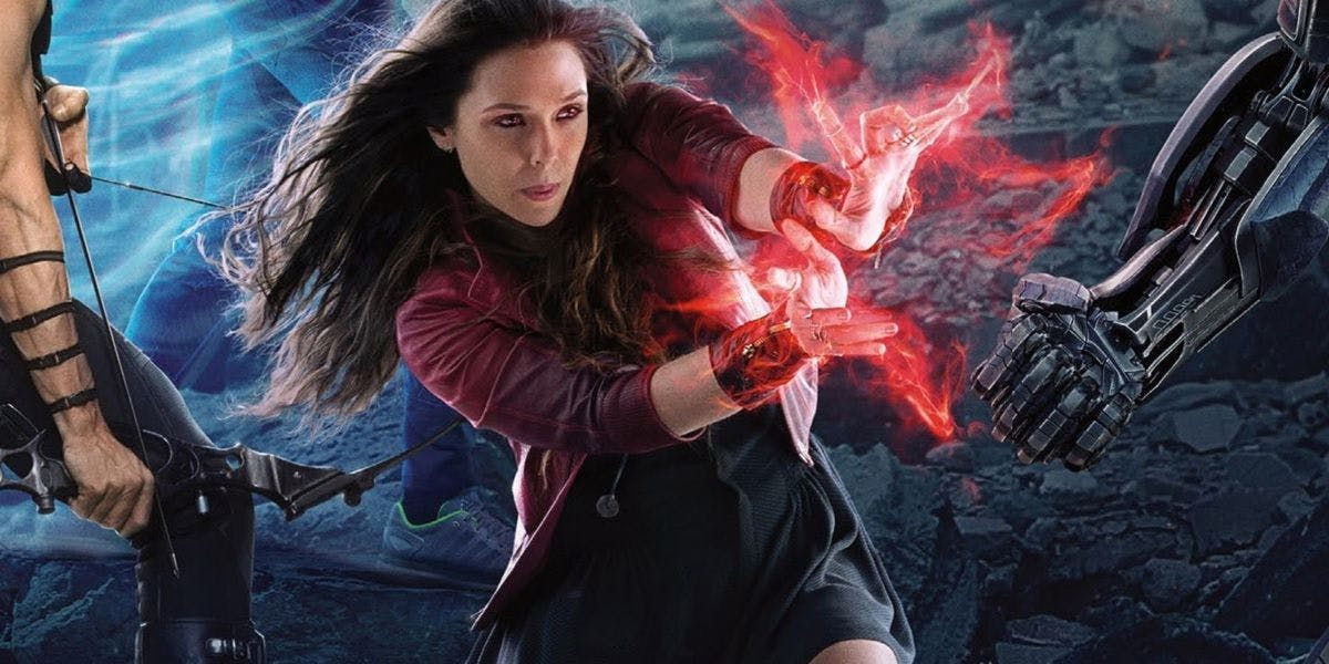 Elizabeth Olson Talks Avengers 4