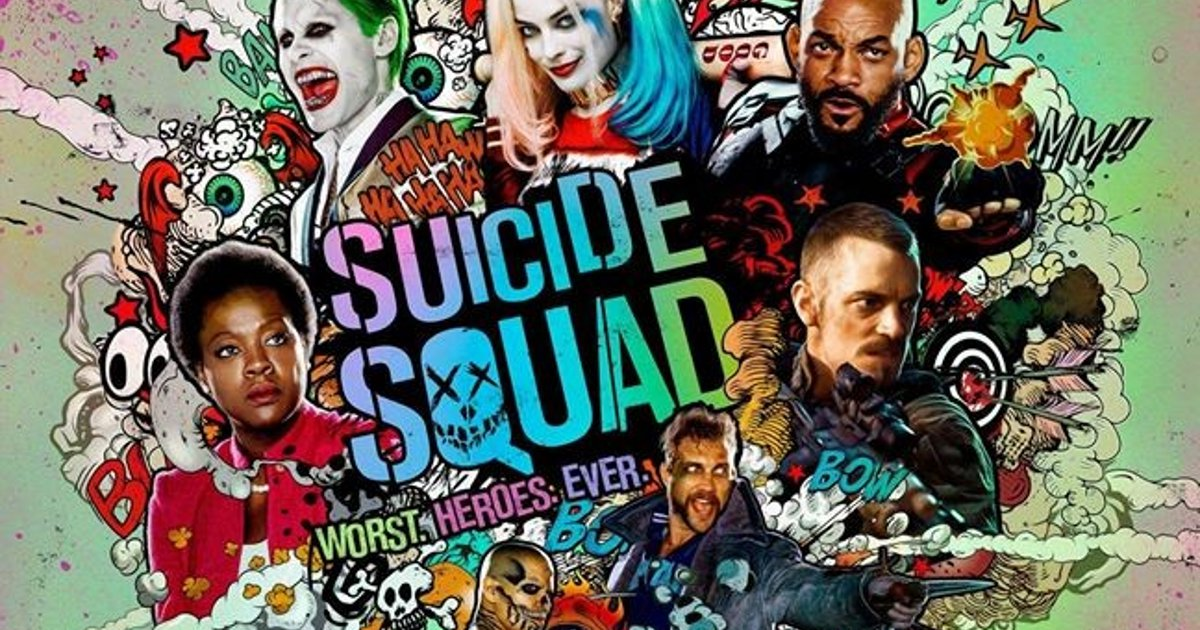 James Gunn Hired To Write Suicide Squad 2