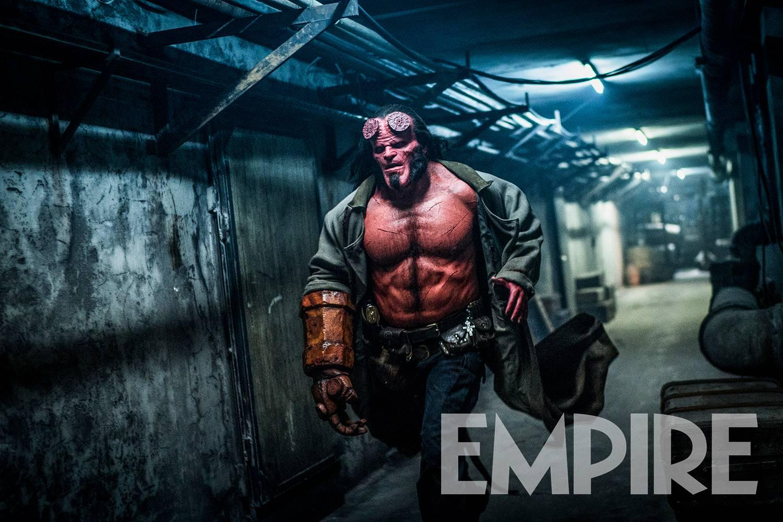 New Hellboy Image