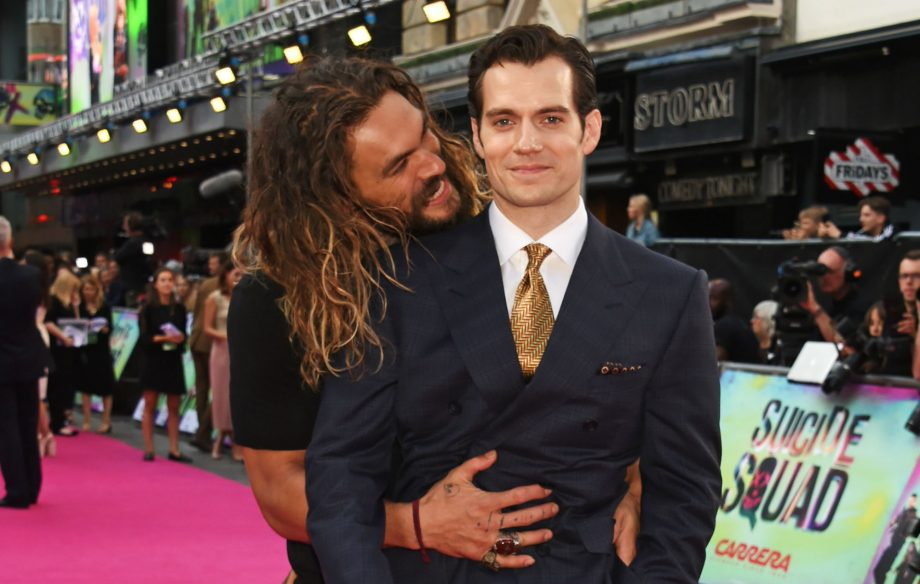 Jason Momoa Shuts Down Henry Cavill Leaving Superman Rumors